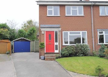 Thumbnail 3 bed semi-detached house to rent in Highview Road, Fulford, Stoke-On-Trent