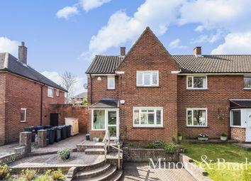Thumbnail 2 bed end terrace house for sale in Leveret Close, New Addington, Croydon