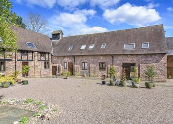 Thumbnail 3 bed barn conversion for sale in King Charles Barns, Madeley, Telford, Shropshire