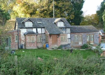 Thumbnail 4 bed farmhouse for sale in Lletty Maengwyn, Abermule, Montgomery, Powys
