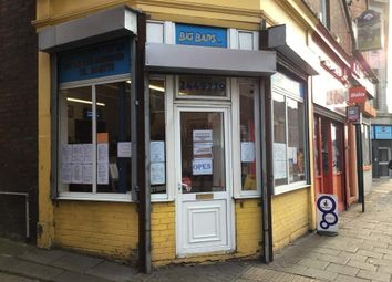 Restaurant/cafe for sale in Attercliffe Road, Sheffield S9