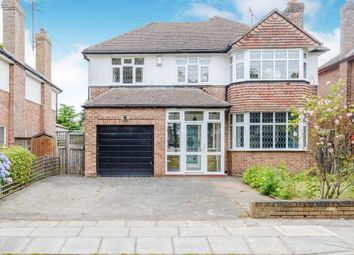 Thumbnail 4 bed detached house for sale in Devon Gardens, Childwall, Liverpool, Merseyside