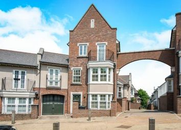 Thumbnail 3 bed end terrace house for sale in Lucas Crescent, Greenhithe, Kent, Uk