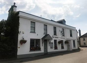 Thumbnail Pub/bar for sale in The Horse, 7 George Street, Moretonhampstead, Devon