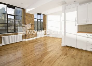 Thumbnail 1 bedroom flat to rent in Thrawl Street, London