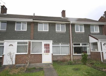 Thumbnail 2 bed terraced house for sale in Stanhope Close, Houghton Le Spring, Tyne And Wear