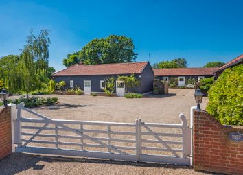 Thumbnail 4 bed barn conversion for sale in Kersey, Ipswich, Suffolk