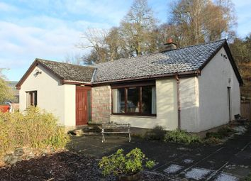 Thumbnail 3 bed bungalow for sale in Urlar Road, Aberfeldy