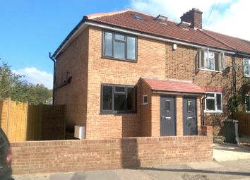 Thumbnail 2 bedroom end terrace house for sale in Sturge Avenue, Walthamstow