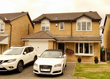 Thumbnail 4 bed detached house for sale in Puffingate Close, Carrbrook, Stalybridge