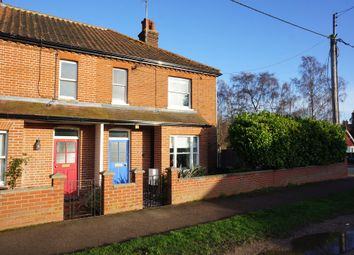 Thumbnail 4 bed end terrace house for sale in St. Johns Road, Bungay