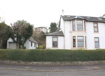 Thumbnail 4 bed semi-detached house for sale in Devol Industrial Estate, Gareloch Road, Port Glasgow