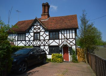 Thumbnail 2 bed semi-detached house to rent in Coggeshall Road, Bradwell, Braintree