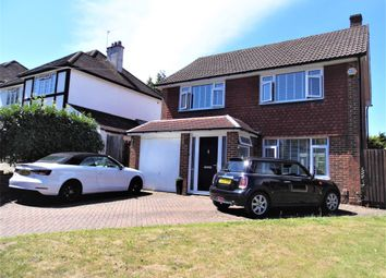 Thumbnail 4 bedroom detached house for sale in Riddlesdown Road, Purley