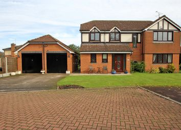 4 bed detached house for sale in Swan Meadow, Colwick, Nottingham NG4