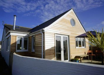 Thumbnail 3 bed bungalow for sale in Castle Drive, Praa Sands, Penzance