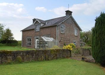 Thumbnail 5 bed farmhouse for sale in Golden Grove, Carmarthen