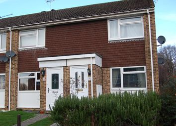 Thumbnail 2 bedroom end terrace house to rent in Burners Close, Burgess Hill