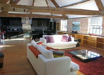Thumbnail 2 bed flat to rent in The Wine Warehouse, The Back, Chepstow, Monmouthshire