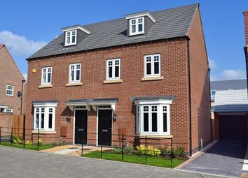 "3 bed end terrace house for sale in ""Kennett"" at Newton Lane, Wigston LE18"