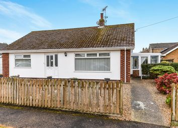 Thumbnail 2 bed detached bungalow for sale in Forest Drive, Heacham, King's Lynn
