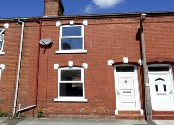 Thumbnail 2 bed property to rent in Flower Street, Northwich