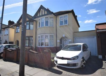 Thumbnail 3 bed semi-detached house for sale in Primrose Avenue, Chadwell Heath, Romford