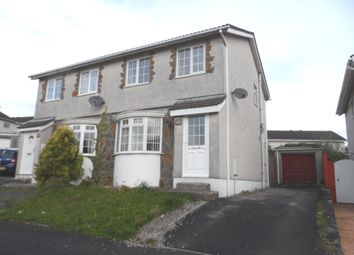 Thumbnail 3 bed semi-detached house to rent in Maple Drive, Brackla