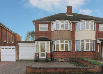 3 bed semi-detached house for sale in Old Mill Road, Coleshill, Birmingham B46