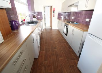 Thumbnail 5 bed terraced house to rent in Plungington Road, Preston