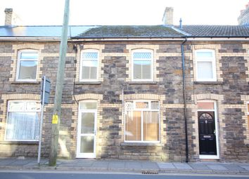Thumbnail 3 bed terraced house to rent in Gladstone Street, Cross Keys, Newport