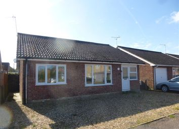 Thumbnail 2 bedroom detached bungalow for sale in The Lammas, Mundford, Thetford
