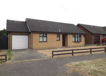 Thumbnail 2 bed bungalow for sale in Attleborough, Norwich, Norfolk