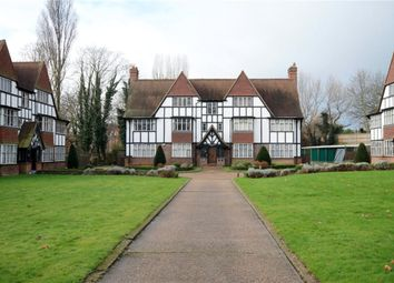 Thumbnail 3 bed flat for sale in Ayr Court, Monks Drive, London