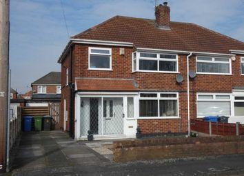 3 bed semi-detached house for sale in Barnes Avenue, Fearnhead, Warrington WA2