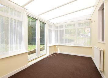 Thumbnail 3 bed detached bungalow for sale in Woodland Close, River, Dover, Kent