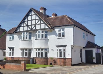 Thumbnail 5 bed semi-detached house for sale in Cloisters Avenue, Bromley, Kent