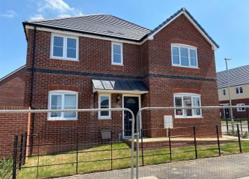 Thumbnail 4 bed detached house for sale in Oxford Road, Calne