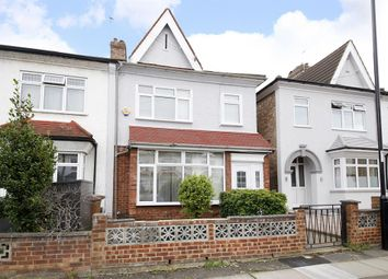 Thumbnail 3 bed terraced house to rent in Penberth Road, London