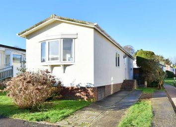Thumbnail 1 bed mobile/park home for sale in Church Lane, Upper Beeding, West Sussex