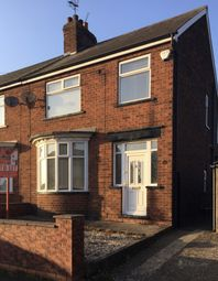 Thumbnail 3 bed semi-detached house to rent in Churchfield Road, Scunthorpe