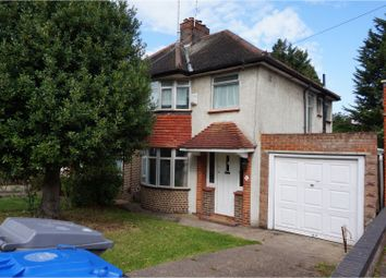 Thumbnail 3 bed semi-detached house to rent in Barn Hill Estate, Wembley Park