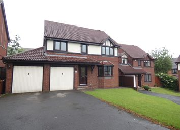 Thumbnail 4 bed detached house for sale in Sheridan Way, Pudsey