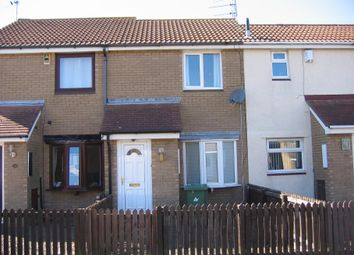 Thumbnail 1 bed terraced house to rent in Hayton Close, Cramlington