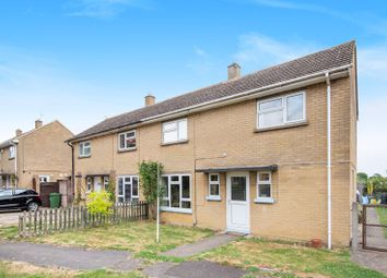 Thumbnail 2 bed semi-detached house for sale in Beverley Close, Abingdon