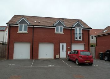 Thumbnail 2 bed flat to rent in Victory Drive, Exeter