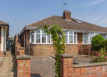 Thumbnail 2 bed semi-detached bungalow to rent in Milton Avenue, Wellingborough