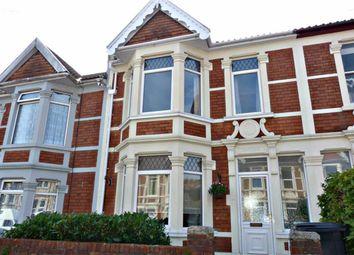 Thumbnail 3 bed terraced house for sale in Grove Park Avenue, Brislington, Bristol