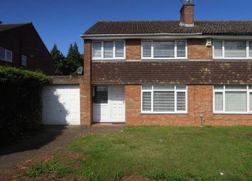 Thumbnail 3 bedroom semi-detached house for sale in Market Lane, Langley, Slough