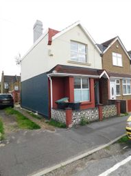 Thumbnail 2 bed end terrace house to rent in Burnaby Road, Northfleet, Gravesend